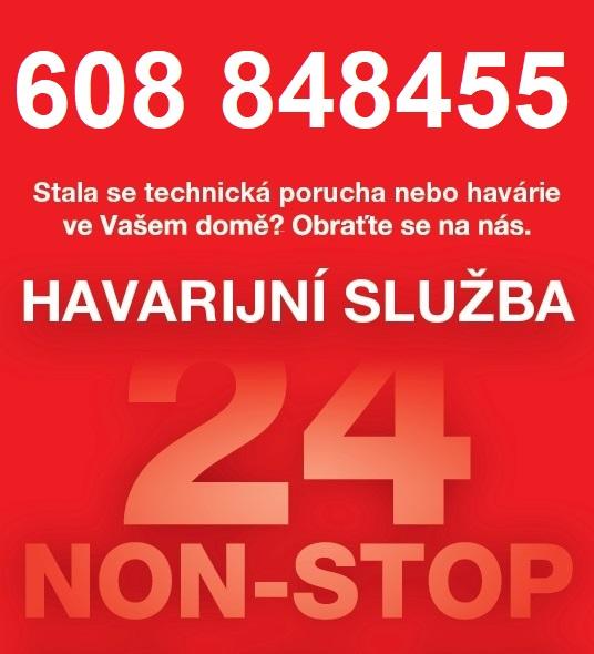 HAVARIJNÍ SERVIS ČERPADEL